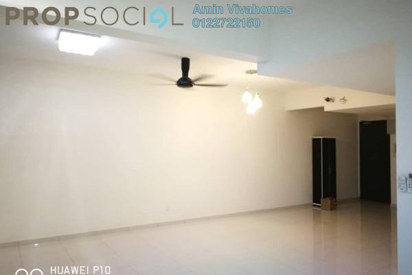 For Rent Condominium at Infiniti3 Residences, Wangsa Maju Freehold Semi Furnished 3R/3B 2.5k