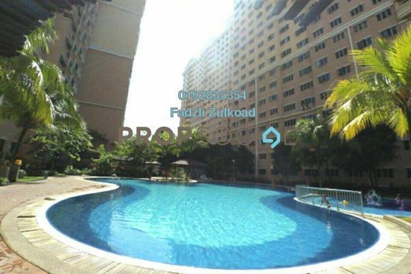 For Sale Condominium at Cengal Condominium, Bandar Sri Permaisuri Freehold Semi Furnished 3R/2B 435k