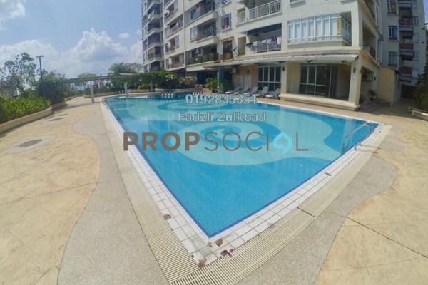 For Sale Condominium at Desa Villas, Wangsa Maju Leasehold Unfurnished 3R/2B 620k