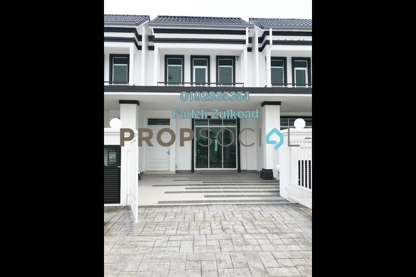 For Rent Terrace at Eco Majestic, Semenyih Freehold Unfurnished 4R/3B 2k