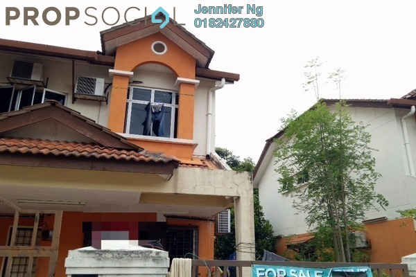 For Sale Terrace at Taman Mutiara Subang, Subang Freehold Unfurnished 3R/3B 760k