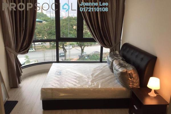 For Rent Condominium at AraGreens Residences, Ara Damansara Freehold Fully Furnished 1R/1B 2k