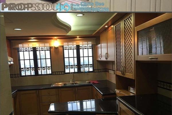 For Rent Duplex at Desa Villa, Taman Desa Freehold Fully Furnished 4R/3B 4.8k