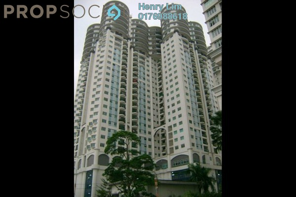 For Sale Condominium at Villa Scott, Brickfields Freehold Fully Furnished 2R/2B 650k