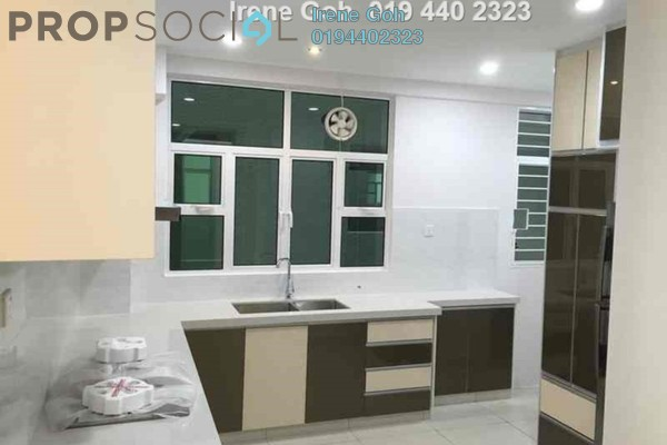 For Rent Condominium at Summerton Condominium, Bayan Indah Freehold Fully Furnished 3R/3B 3.2k