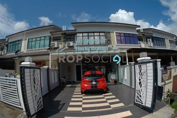 For Sale Terrace at Bandar Puteri Klang, Klang Freehold Fully Furnished 4R/3B 670k