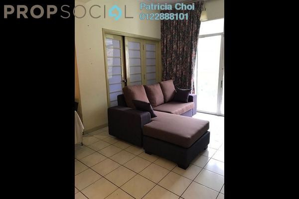 For Rent Condominium at 1A Stonor, KLCC Freehold Fully Furnished 1R/1B 1.8k