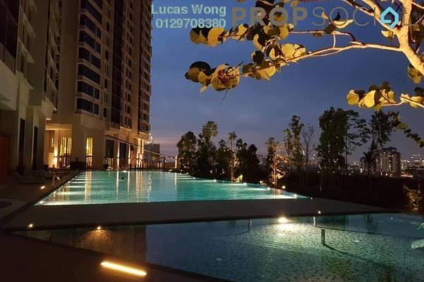For Sale Condominium at The Rainz, Bukit Jalil Freehold Semi Furnished 4R/3B 910k