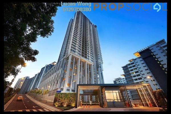 For Rent Condominium at The Rainz, Bukit Jalil Freehold Semi Furnished 4R/3B 2.6k