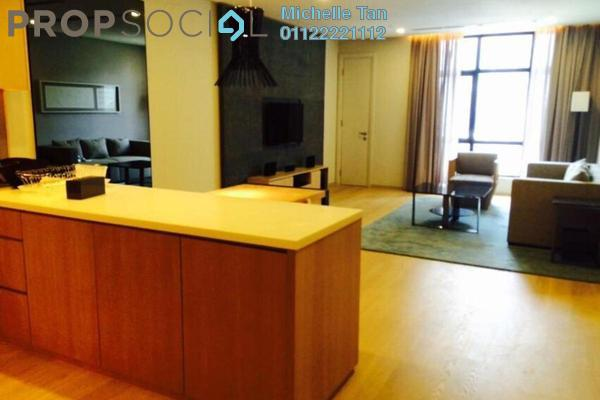 For Sale Serviced Residence at 188 Suites, KLCC Freehold Fully Furnished 1R/1B 1.35m