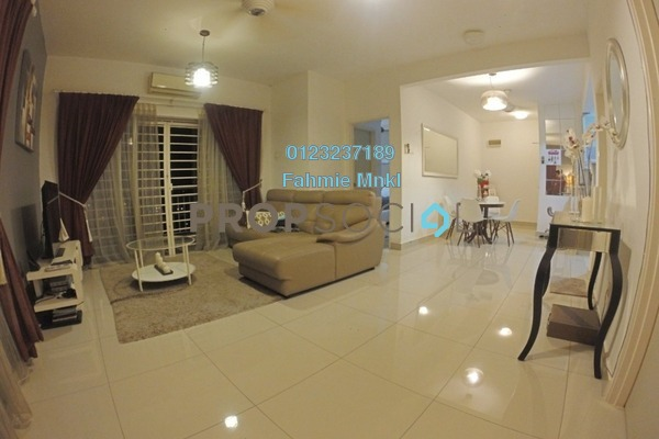 For Sale Serviced Residence at Gaya, Melawati Freehold Semi Furnished 3R/2B 525k