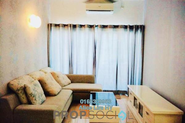 For Sale Condominium at Sri Kristal , Farlim Freehold Semi Furnished 3R/2B 380k