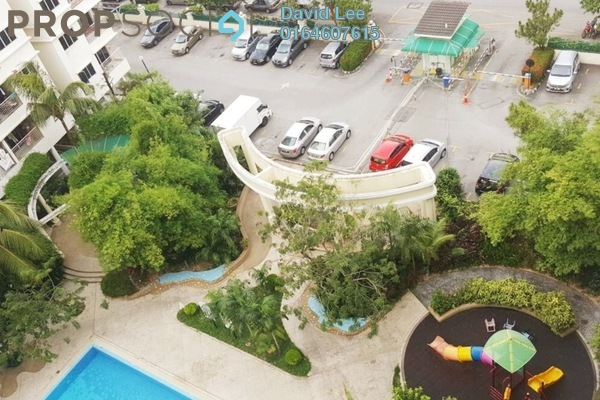 For Sale Condominium at The OceanView, Jelutong Freehold Semi Furnished 3R/2B 440k