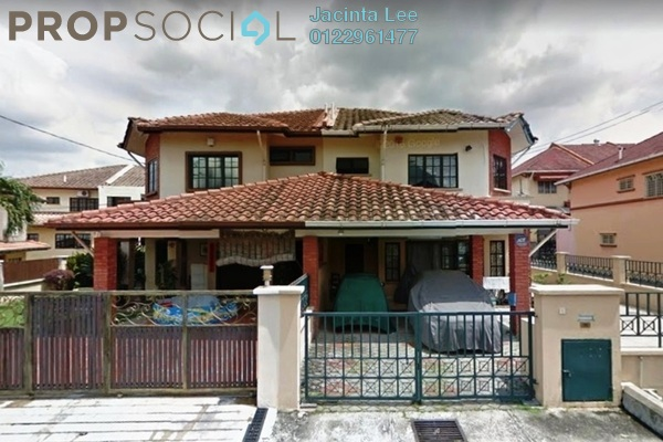 For Sale Semi-Detached at BK5, Bandar Kinrara Freehold Semi Furnished 5R/3B 972k