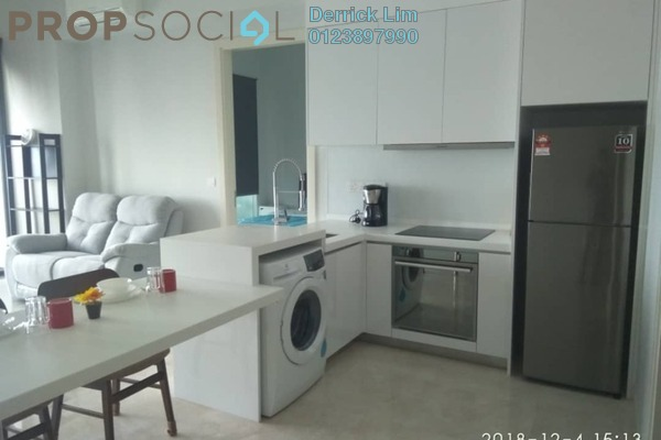 For Rent Condominium at Vogue Suites One @ KL Eco City, Mid Valley City Freehold Fully Furnished 1R/1B 3.15k