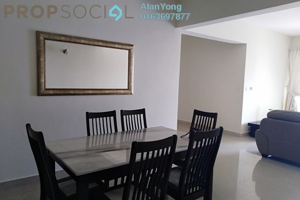 For Rent Condominium at The Tamarind, Sentul Freehold Fully Furnished 3R/2B 2.01k