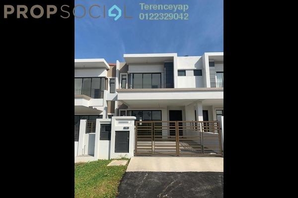 For Sale Terrace at Ixora 2 Residences, Bandar Seri Coalfields Freehold Unfurnished 4R/4B 693k