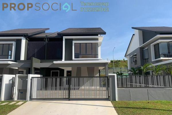 For Sale Semi-Detached at Hemingway Residences @ North Haven Coalfields, Sungai Buloh Freehold Unfurnished 5R/5B 1.1m
