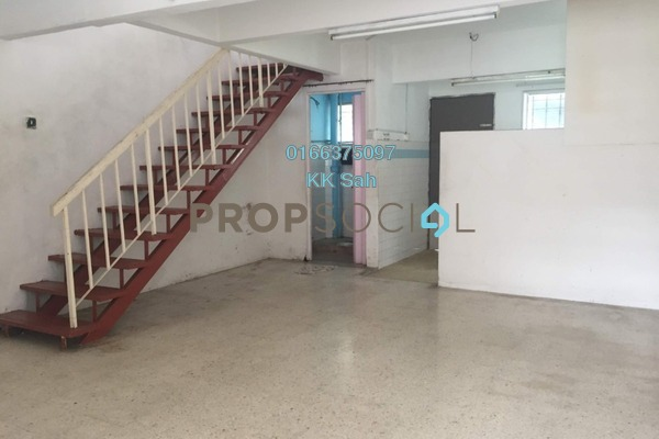 For Sale Terrace at Taman Dahlia, Cheras South Freehold Semi Furnished 3R/2B 400k