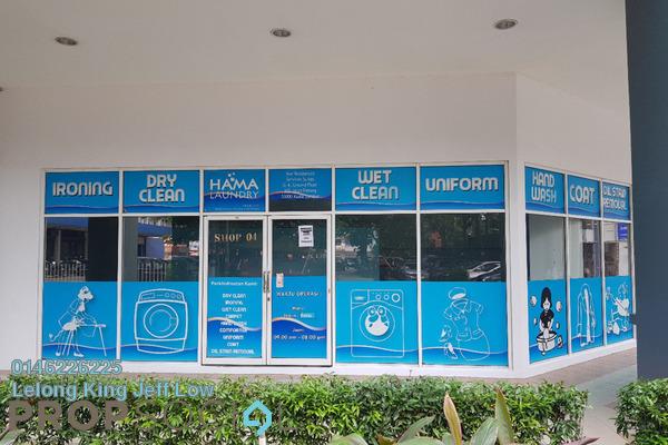 For Sale Shop at Jalan Pahang, Titiwangsa Freehold Fully Furnished 0R/0B 384k