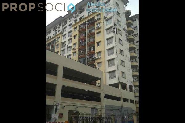 For Sale Condominium at Taman Abadi Indah, Taman Desa Freehold Unfurnished 0R/0B 219k