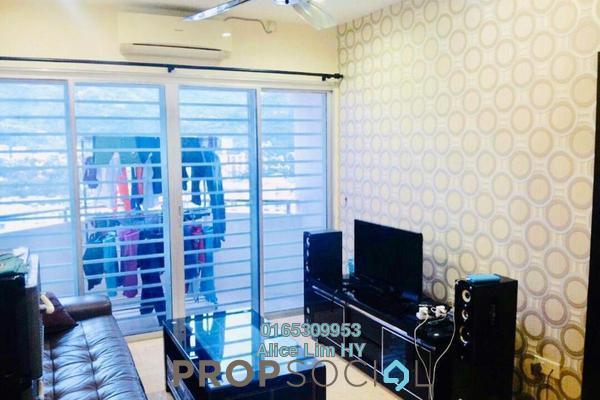 For Sale Condominium at Sri Kristal , Farlim Freehold Semi Furnished 3R/2B 440k