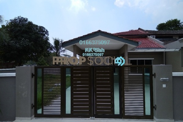 For Sale Link at Taman Yakin, Klang Freehold Unfurnished 4R/2B 488k