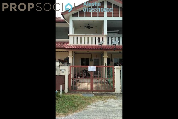 For Sale Townhouse at Bandar Country Homes, Rawang Freehold Unfurnished 0R/0B 198k