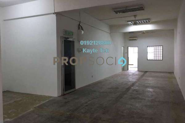 For Rent Office at Dataran Dwitasik, Bandar Sri Permaisuri Freehold Semi Furnished 0R/0B 2.3k