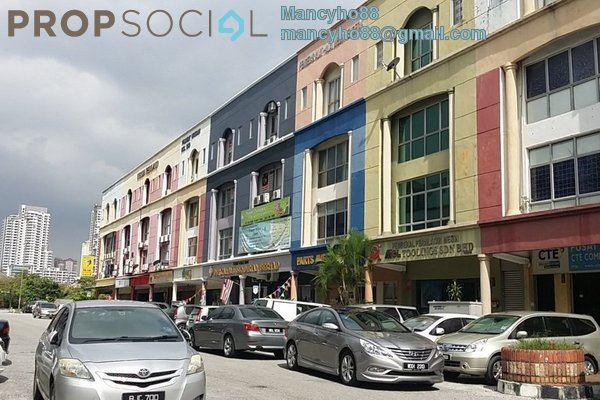 For Rent Office at SS15, Subang Jaya Freehold Semi Furnished 0R/1B 2.2k