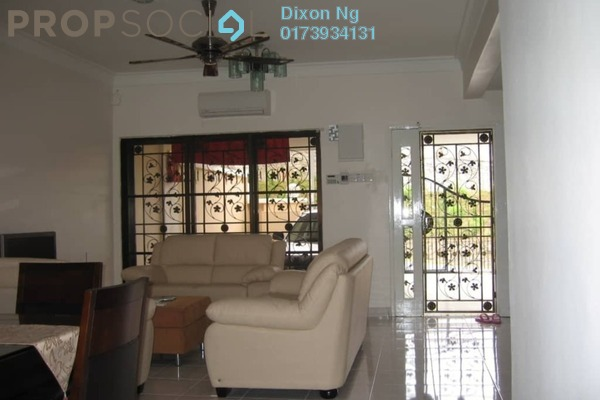 For Sale Terrace at Bandar Damai Perdana, Cheras South Freehold Fully Furnished 4R/3B 645k
