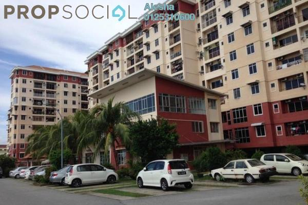 For Sale Apartment at Vista Perdana, Butterworth Freehold Unfurnished 0R/0B 230k