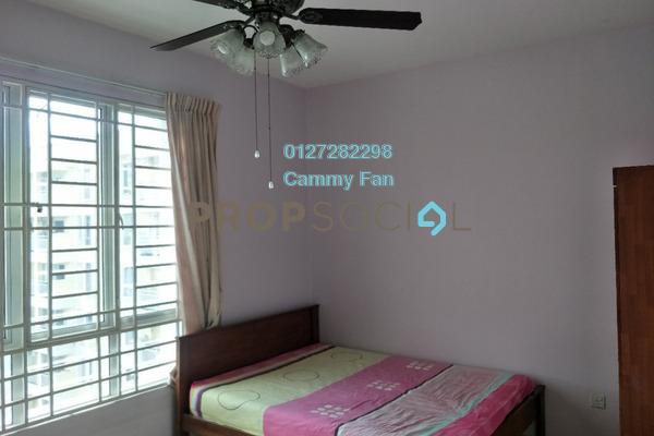 For Rent Condominium at Platinum Lake PV12, Setapak Freehold Fully Furnished 1R/1B 850translationmissing:en.pricing.unit