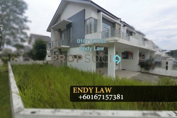 For Sale Terrace at Luciana, Setia Eco Gardens Freehold Semi Furnished 4R/3B 680k