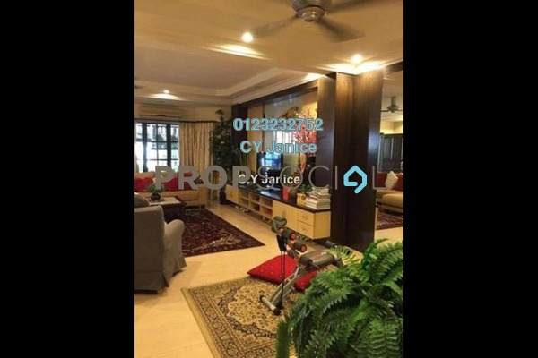 For Sale Terrace at Taman Puchong Perdana, Puchong Freehold Fully Furnished 4R/3B 900k