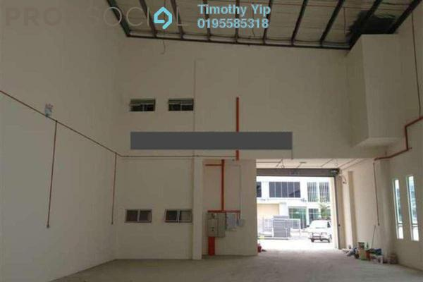 For Rent Factory at LEKAS 18, Semenyih Freehold Semi Furnished 1R/3B 6.9k