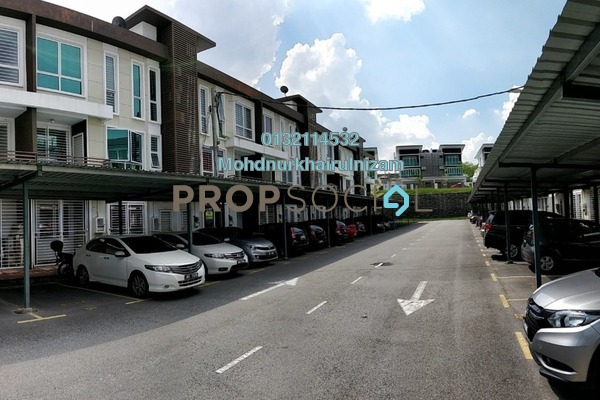 For Sale Townhouse at Taman Sabha Impian, Kajang Leasehold Unfurnished 4R/3B 470k
