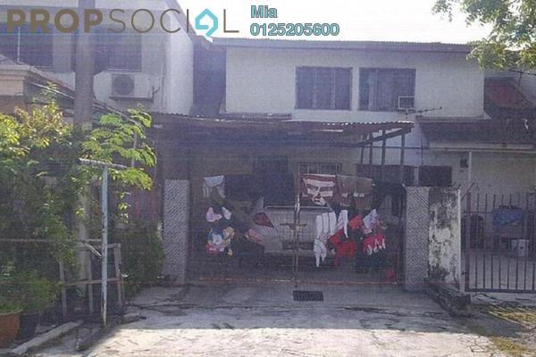 For Sale Terrace at Taman Menara Maju, Klang Freehold Unfurnished 0R/0B 200k
