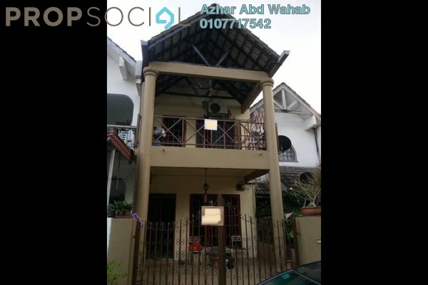 For Sale Terrace at Taman Dagang, Ampang Freehold Semi Furnished 3R/2B 550k