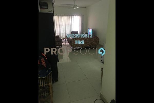 For Sale Condominium at Cengal Condominium, Bandar Sri Permaisuri Freehold Unfurnished 3R/2B 480k