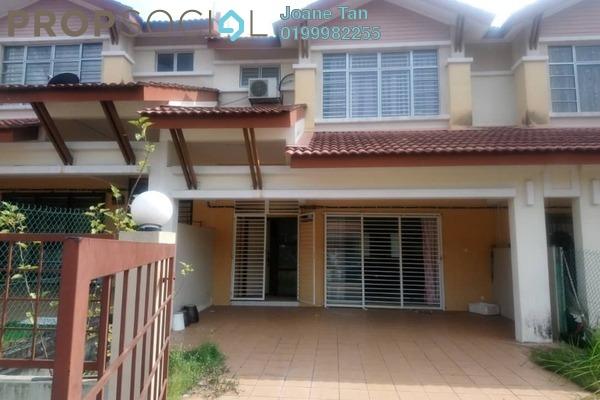 For Sale Terrace at Jade Terrace, Kajang Freehold Semi Furnished 4R/3B 490k