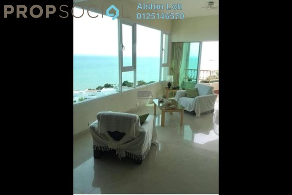 For Rent Condominium at Sea Range Tower, Batu Ferringhi Freehold Fully Furnished 2R/2B 1.6k