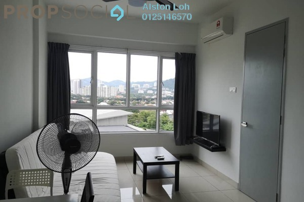 For Rent Condominium at Tropicana Bay Residences, Bayan Indah Freehold Fully Furnished 2R/1B 1.4k
