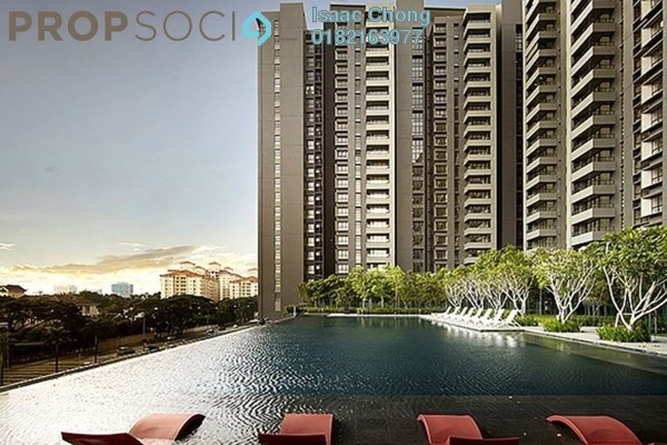 For Rent Condominium at G Residence, Desa Pandan Freehold Fully Furnished 2R/2B 4.5k
