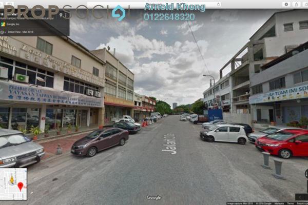 For Rent Shop at Taman Taynton View, Cheras Freehold Unfurnished 0R/2B 1.45k