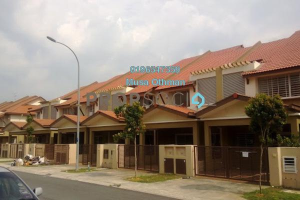 For Sale Link at Alam Nusantara, Setia Alam Freehold Unfurnished 4R/2B 590k