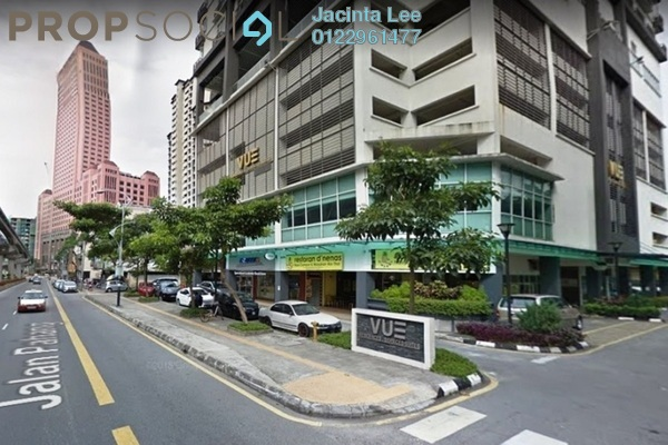 For Sale Shop at Vue Residences, Titiwangsa Freehold Unfurnished 0R/0B 384k