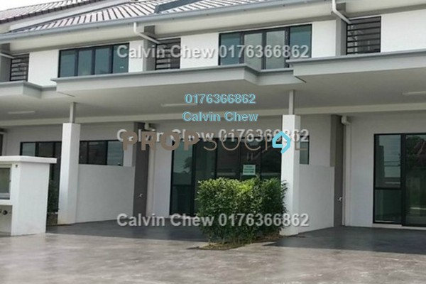 For Sale Terrace at Ken Rimba, Shah Alam Freehold Unfurnished 4R/0B 496k