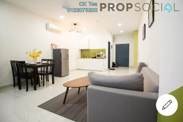 For Sale SoHo/Studio at Atria, Damansara Jaya Freehold Fully Furnished 0R/1B 449k