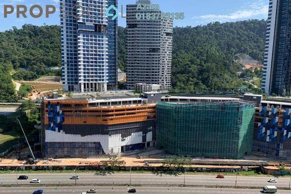 For Sale Condominium at Platinum Hill PV2, Setapak Freehold Semi Furnished 3R/2B 580k
